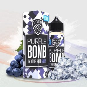 purple bomb iced